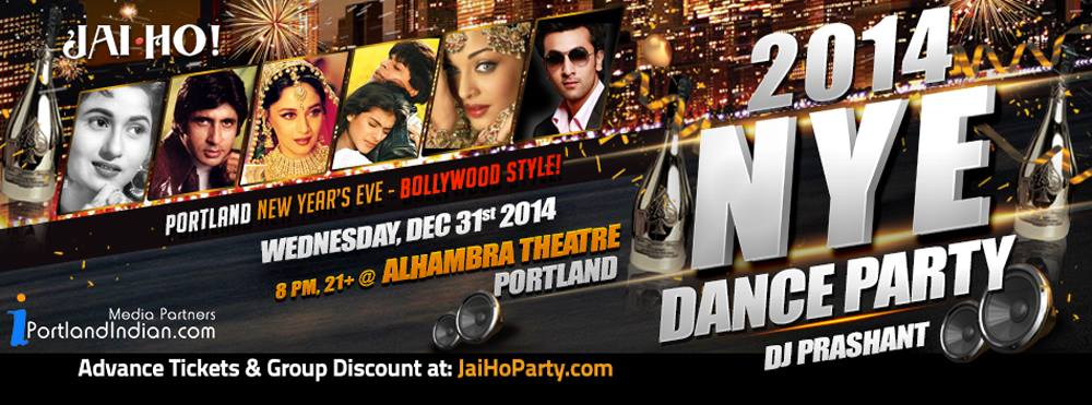 New Year's Eve, Bollywood Style
